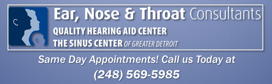 Ear Nose and Throat Consultants - Michigan